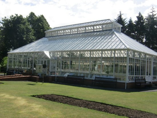 Belleisle Conservatory Picture Of Belleisle Park Ayr Tripadvisor