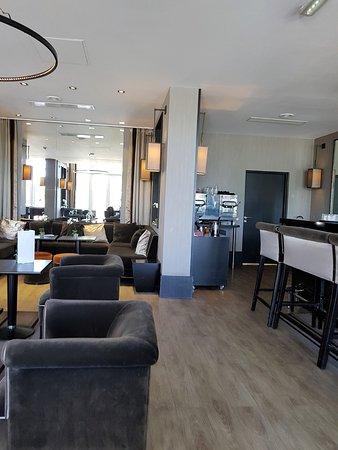 Café Barrière : interno cafè