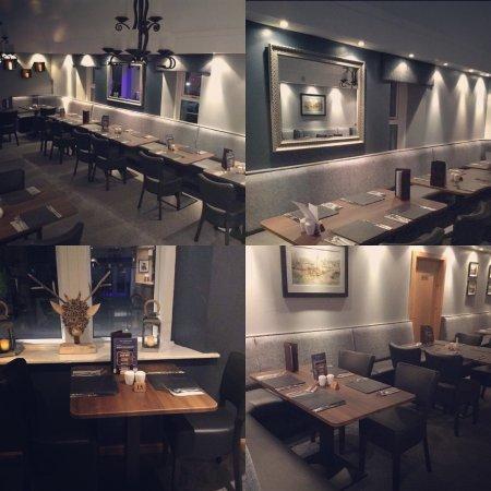 Coylton, UK: Restaurant