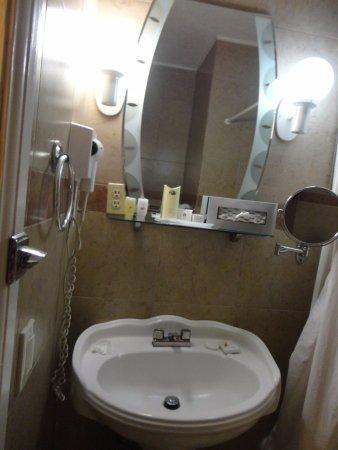 Best Western Hotel Majestic: Banheiro