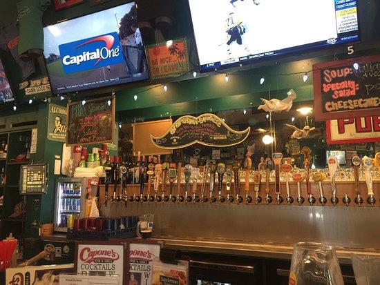 Capone's Pub & Grill: photo1.jpg
