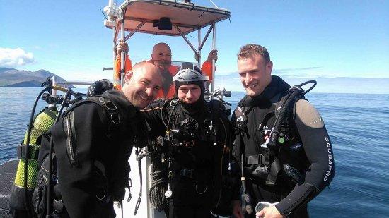 Castlegregory, Ireland: Advanced Open Water dive