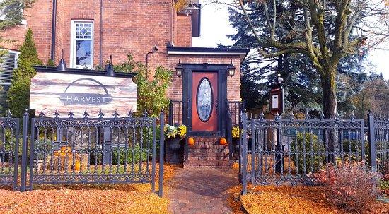 Brooklin, Canadá: Harvest Restaurant
