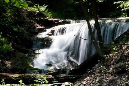 Owen Sound, Canada: Weavers Creek Falls #2