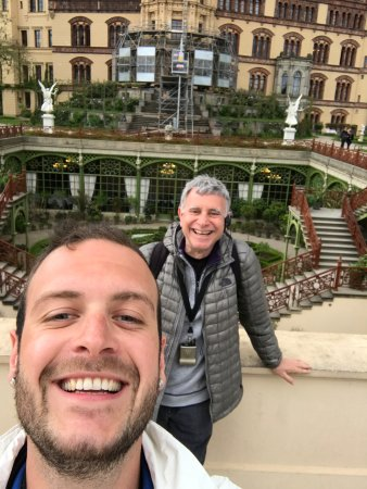 Friends of Dave Tours : Selfie by Christian