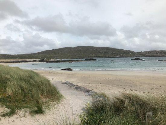 Caherdaniel, Ireland: View of the beach