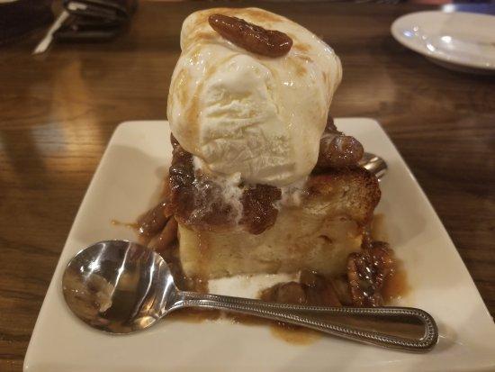 แวน บูเรน, อาร์คันซอ: Bread Pudding