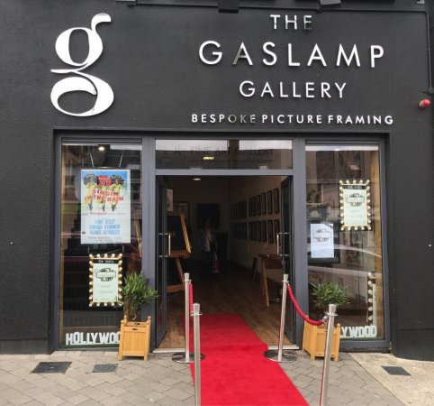 Gorey, Ireland: The Gaslamp Gallery