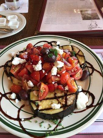 Fairmont, WV: eggplant salad... the best ever!!!!!!
