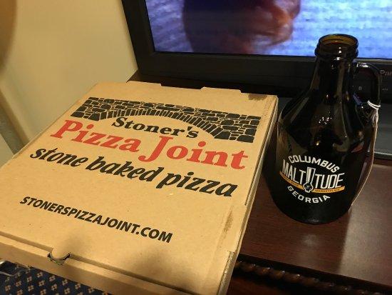 Hinesville, GA: Stoner's Pizza Joint