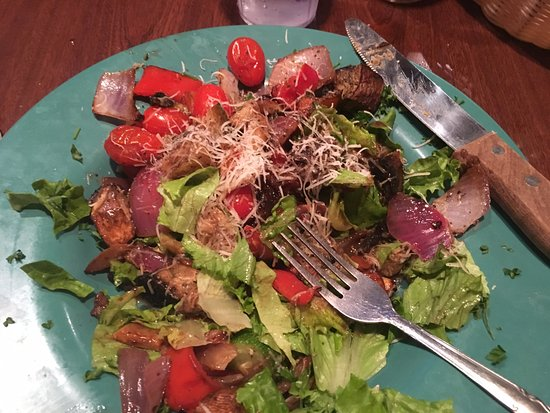 Ye Olde Alpha: My Vegetable Salad