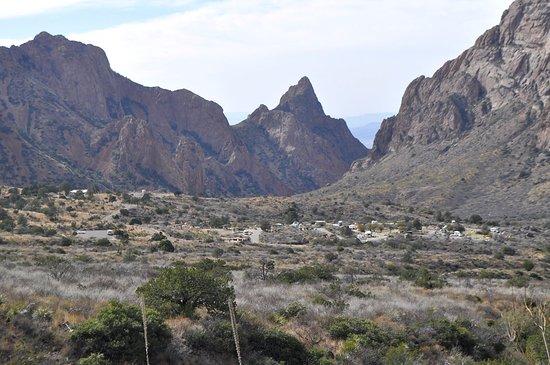อัลไพน์, เท็กซัส: Chisos Basin