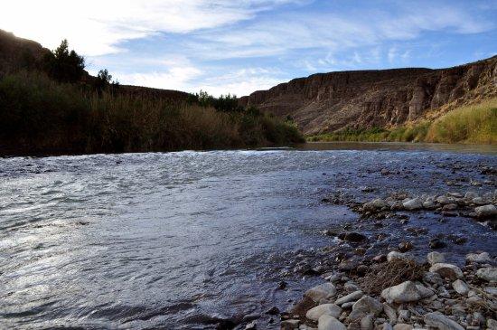 Alpine, Teksas: Rio Grande River