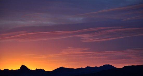 Alpine, Teksas: Sunset