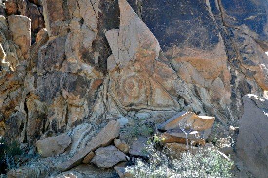 Alpine, Teksas: Sandstone