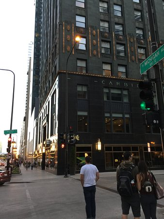 Hard Rock Hotel Chicago Updated 2017 Prices Reviews Il Tripadvisor