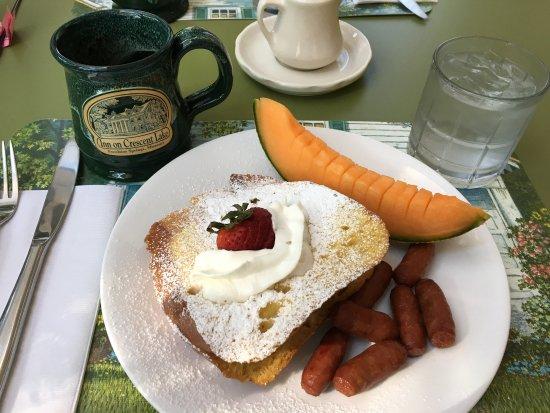 Excelsior Springs, MO: Scrumptious breakfast