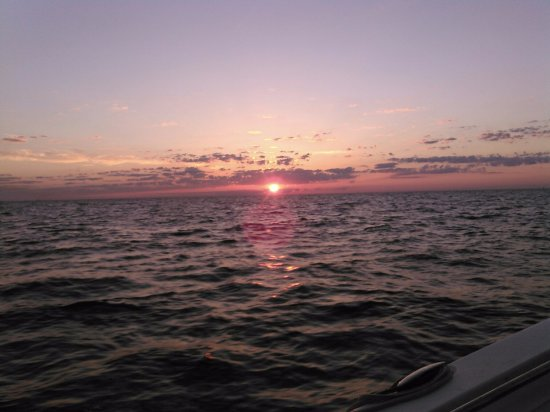 the open gulf of mexico on the whipasnapa charters 2017