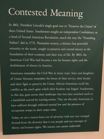 National Civil War Museum: photo6.jpg