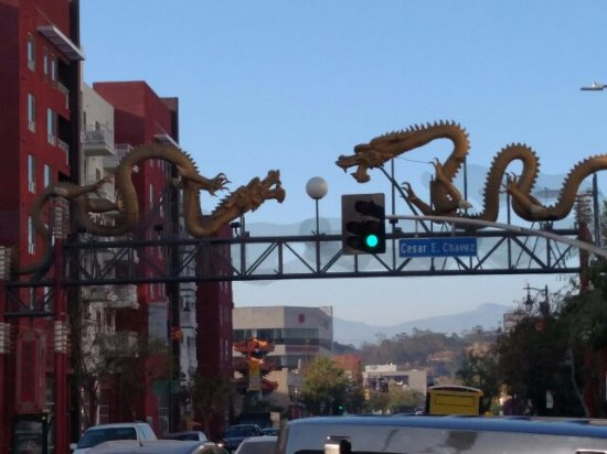 Chinatown : China Town Entrance