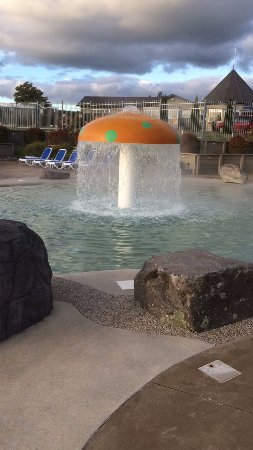 Lake Taupo TOP 10 Holiday Resort: Childrens area of the Pool