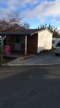 Lake Taupo TOP 10 Holiday Resort: Unit 11 (2 sets of bunks and 1 king bed)