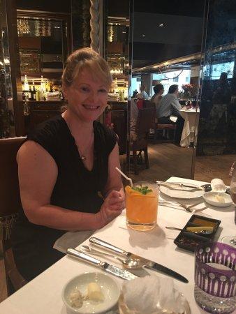 Tables Grill at Grand Hyatt Erawan Bangkok – fotografija