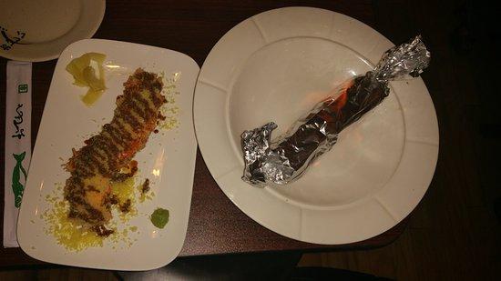 Roppongi Japanese Steak & Sushi: Sushi Rolls