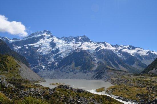 Mt. Cook Village, Nuova Zelanda: Mountains