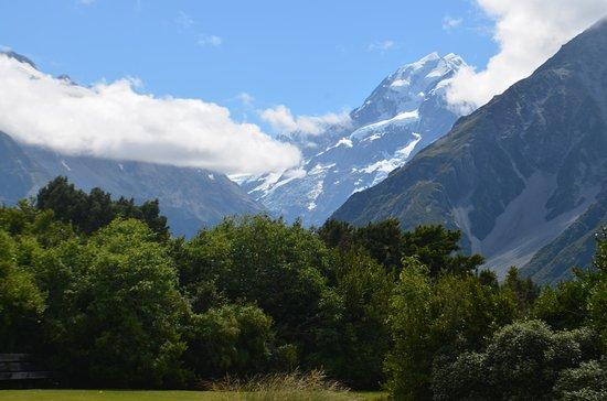 Mt. Cook Village, Nuova Zelanda: Mt. Cook