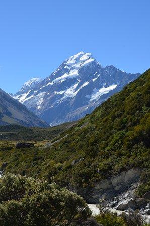 Mt. Cook Village, Nuova Zelanda: Mt. Cook2