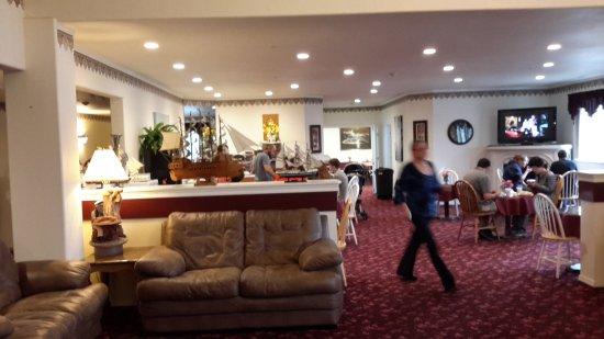 Ocean View Inn & Suites : Nice Hotel