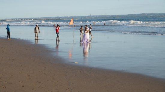 wedding on the beach at seminyak スミニャック スミニャックビーチ