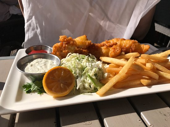 Picture of bluewater grill seafood restaurant oyster bar newport beach tripadvisor - Blue water bar and grill ...