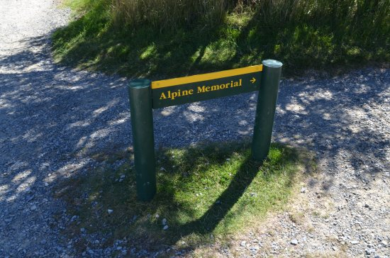 Aoraki Mount Cook National Park (Te Wahipounamu), New Zealand: Trailhead