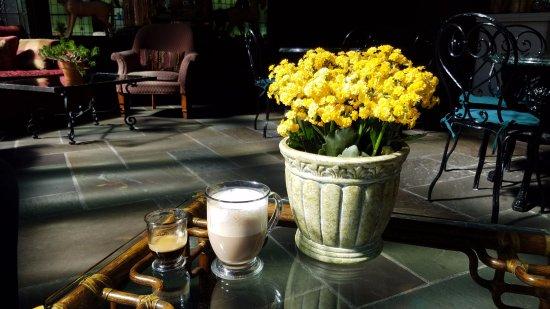 Kohler, WI: Espresso and cappuccino