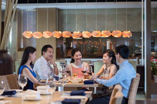 Coffee Garden Shangri-La Hotel Shenzhen: Dining scene