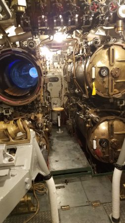 Manitowoc, WI: Inside the USS Cobia
