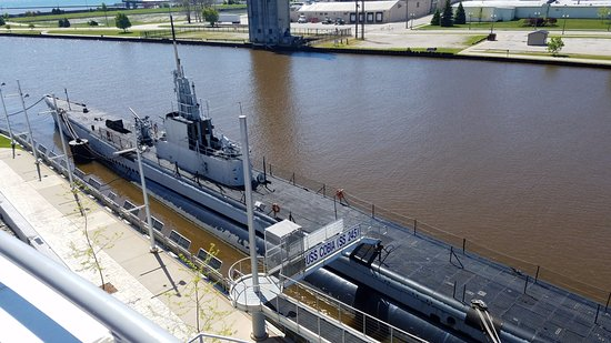 Manitowoc, WI: The USS Cobia