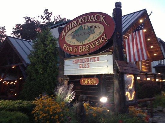 Adirondack Brewery - Lake George, NY - Untappd