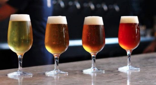Salisbury, ออสเตรเลีย: Lager, Table Beer, IPA and Oaked Ale are Ballistics core range
