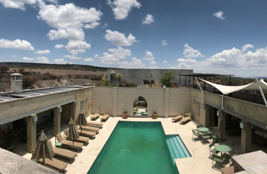 Shanti San Miguel: From the terrace to the inside