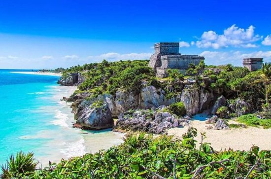 Private Coba, Tulum and Temazcal Tour...