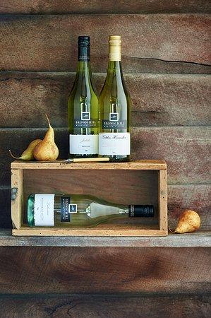 Rosa Brook, Australia: Golden Horseshoe Chardonnay, Jubilee Semillon, Lakeview Sauvignon Blanc Semillon