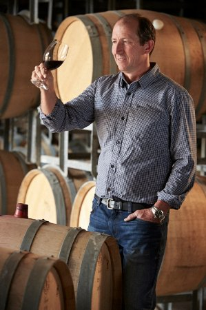 Rosa Brook, ออสเตรเลีย: Winemaker Nathan Bailey