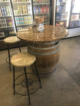 Driftwood, TX: Coolest Tall tables