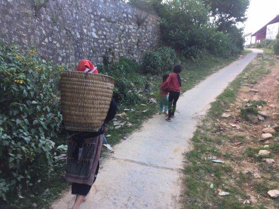 Ta Phin Village: 居民陪伴遊村