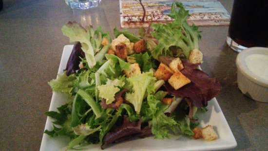 Lake Stevens, WA: Amazing house salad