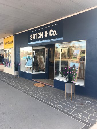 Satch & Co. - art + wares