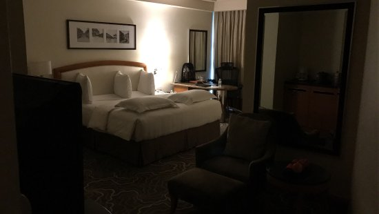 Pan Pacific Manila: After turn down service